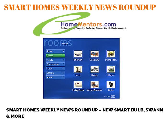 Smart House Weekly News 14