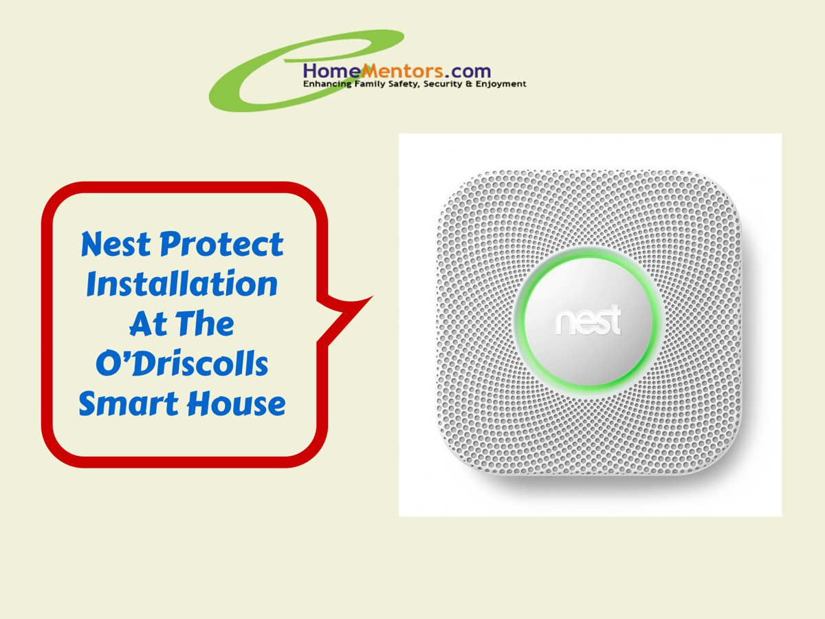 Nest Protect Installation at O'Driscolls