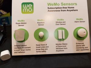 WeMo Smart Home Security
