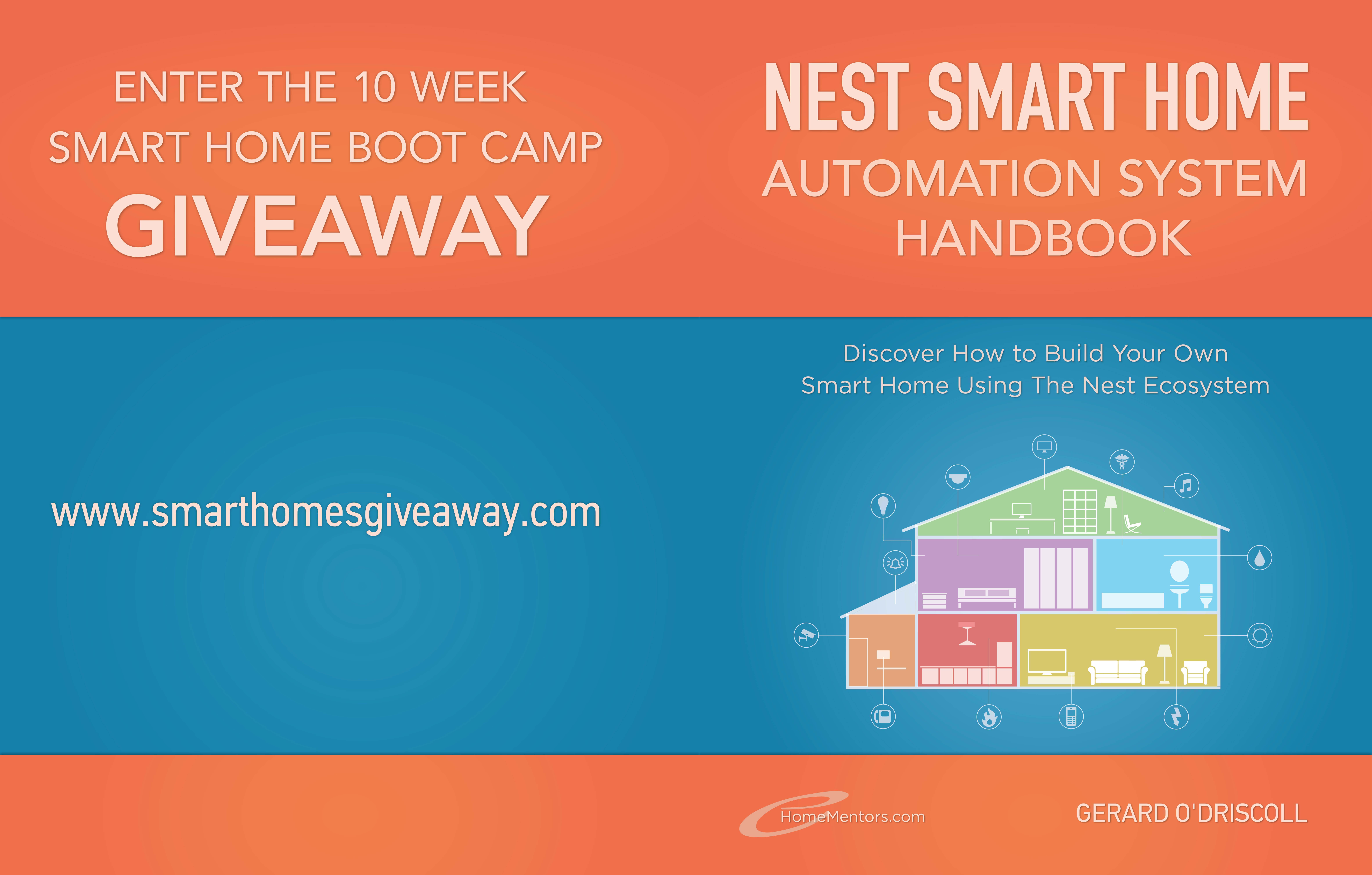 Nest Smart Home Book