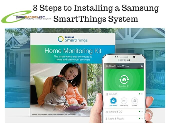 Samsung SmartThings Smart Home System | Samsung SmartThings Hub