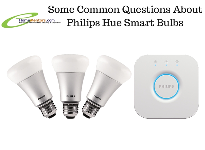 Common Questions About Philips Hue Smart Bulbs