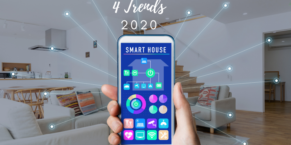 Trends in the Smart Home Space 2020