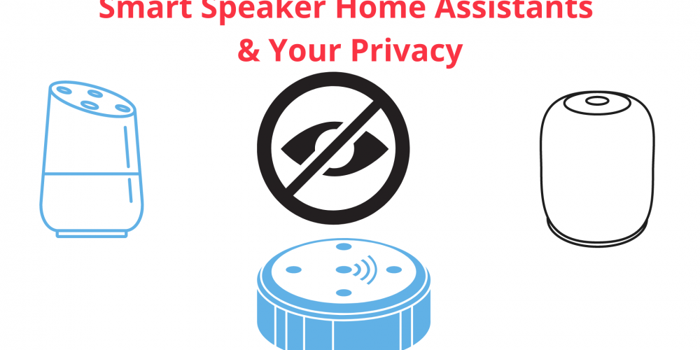 Smart Speaker Home Assistants & Your Privacy