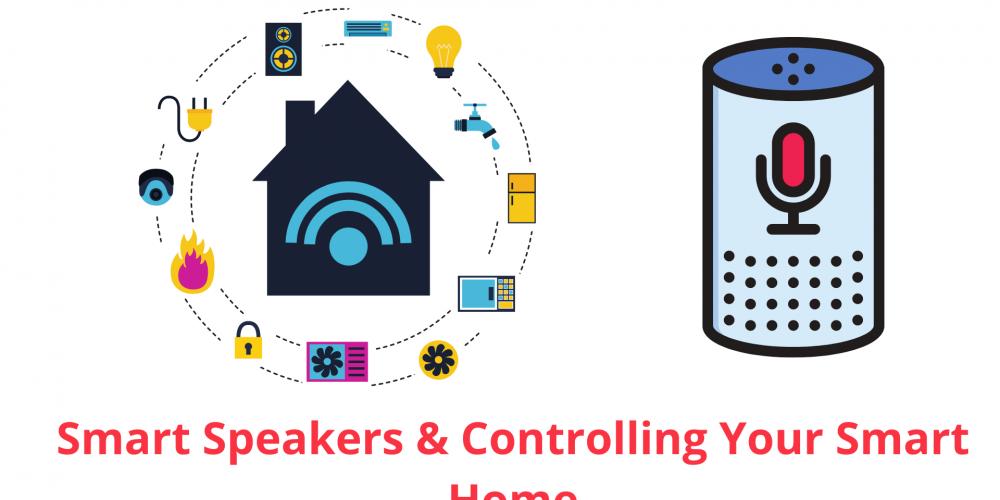 Smart Home IFTTT Speakers Security | Smart Plugs, Lighting & Heating