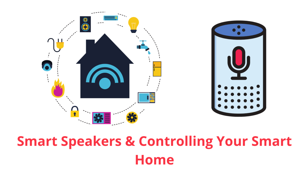 Smart Speakers And Controlling Your Smart Home