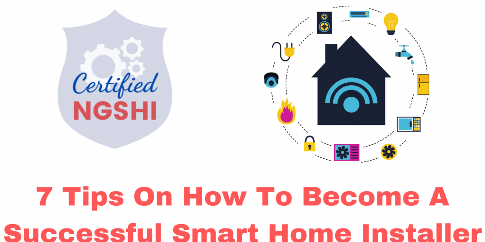 How to become a smart home installer | Smart Home Automation Tips
