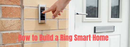 Ring Smart Home Automation | Ring Security Alarm & Cameras