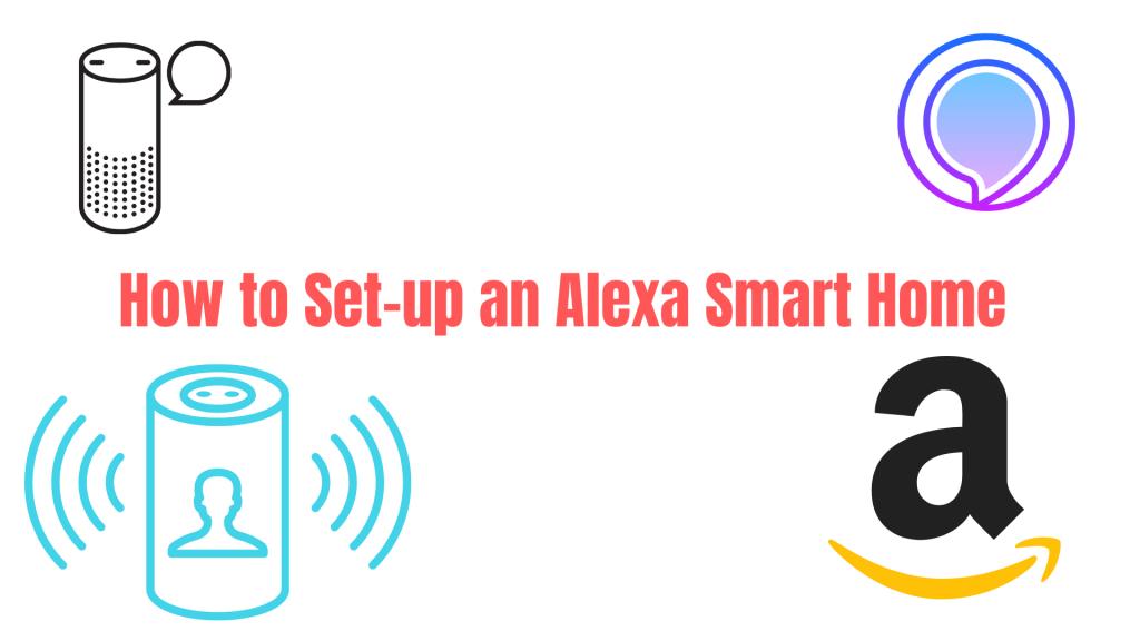 How to Set-up an Alexa Smart Home