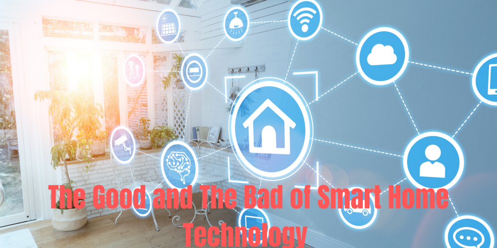 Advantages & Disadvantages of Smart Home Automation Technology
