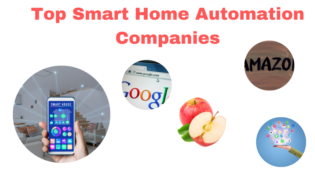 Top Smart Home Automation Companies