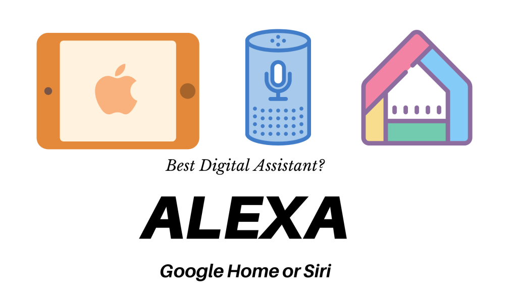 Alexa vs Siri vs Google Assistant. Which is The Best Digital Assistant?